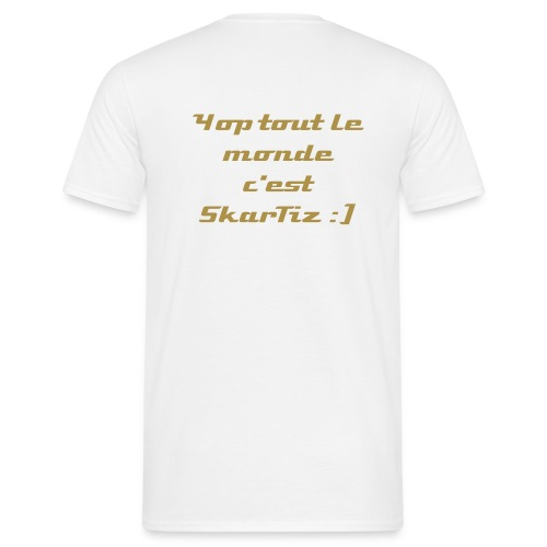 Fan SkarTiz Sweet - T-shirt Homme