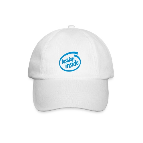 Lesbian Inside - Baseball Cap - Baseballkappe