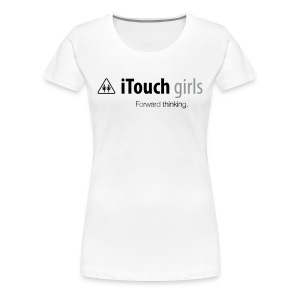 iTouch Girls - T-Shirt - Frauen Premium T-Shirt