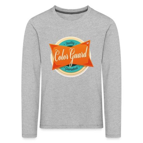 Quality Guaranteed - Kinderen Premium shirt met lange mouwen