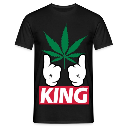 KING - T-shirt Homme