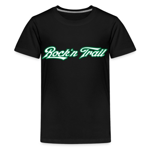 Kinder T-Shirt - Rock'n Trail - Teenager Premium T-Shirt