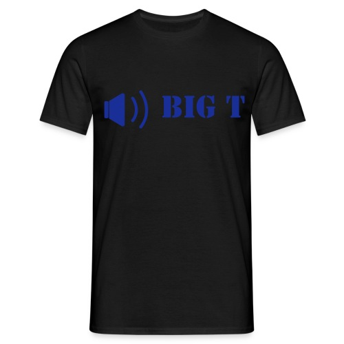 Big T T-Shirt - T-shirt herr