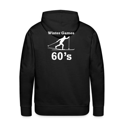 winter games 60s ski fond