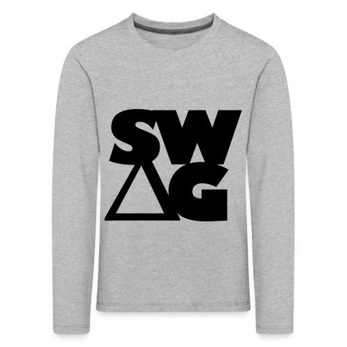 swag - T-shirt manches longues Premium Enfant