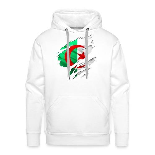 Pull Algerie Homme  - Sweat-shirt à capuche Premium pour hommes