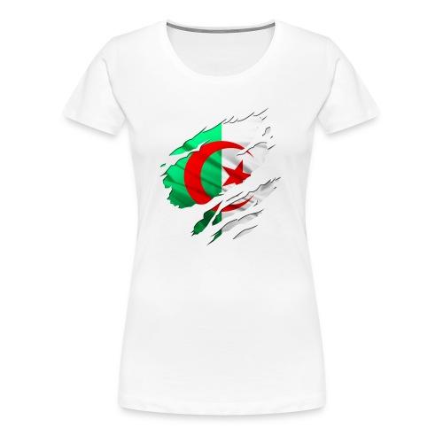 t-shirt Algérie Femme - T-shirt Premium Femme