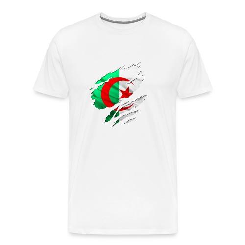 T-shirt Algérie homme - T-shirt Premium Homme