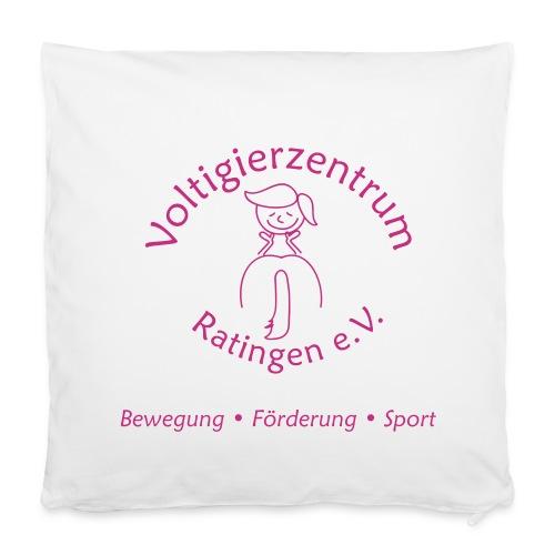 Kuschelkissen Bezug! - Kissenbezug 40 x 40 cm