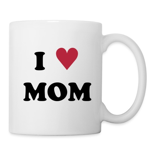 Tazza i love mom - Tazza
