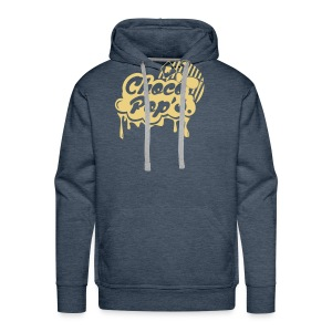 Chocosweat (by VS creations) - Sweat-shirt à capuche Premium pour hommes