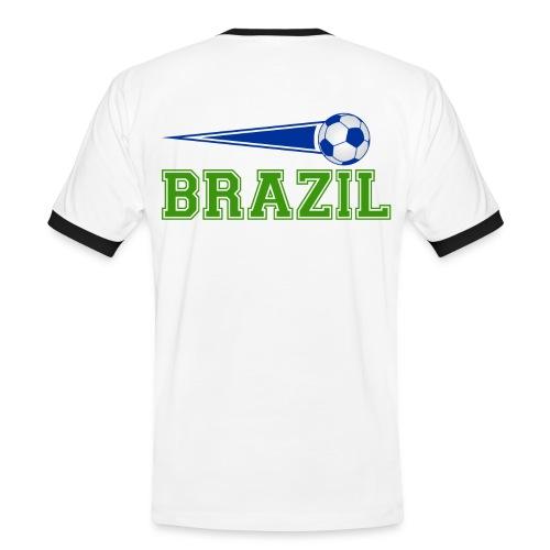 Brazil sport 01 - Men's Ringer Shirt