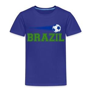 Brazil sport 01 - Kids' Premium T-Shirt