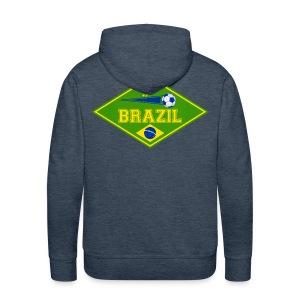 Brazil sport 02 - Men's Premium Hoodie
