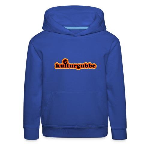KULTURGUBBE - Premium-Luvtröja barn