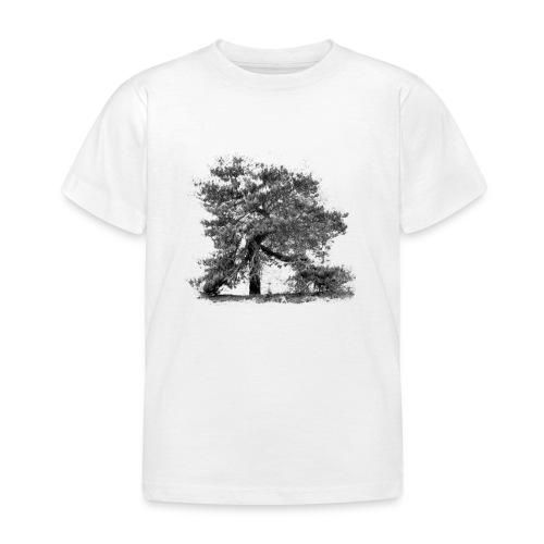 T-Shirt Kiefer - Baum der Mark - Kinder T-Shirt