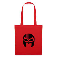 Bags & Backpacks ~ Tote Bag ~ Snuff Crew Mask Bag red