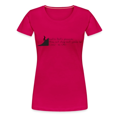 Uni Haiku (W) - Women's Premium T-Shirt