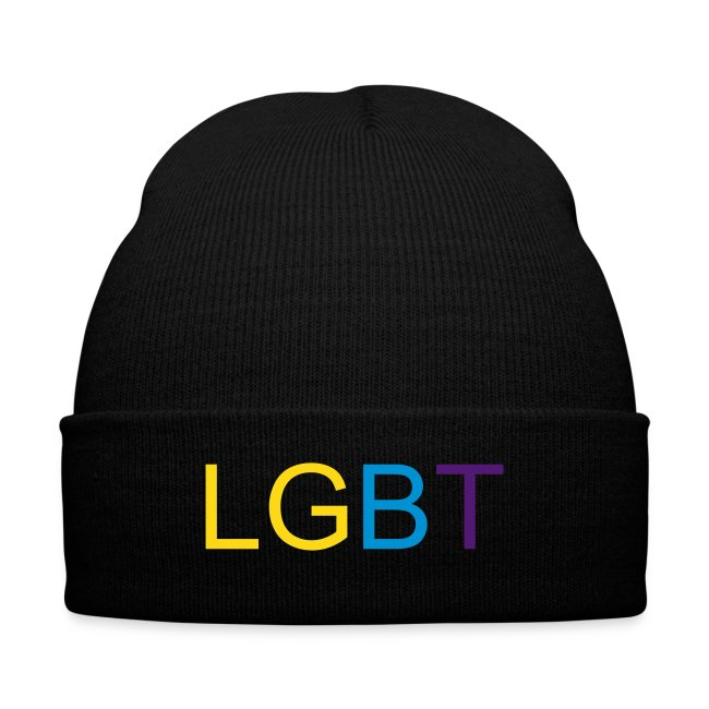 LGBT wooly hat/beanie
