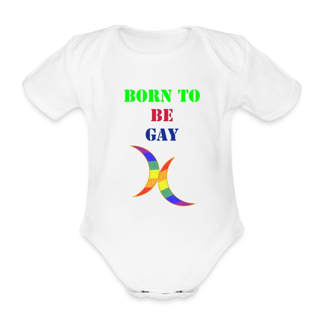 Baby grow - Born to be gay