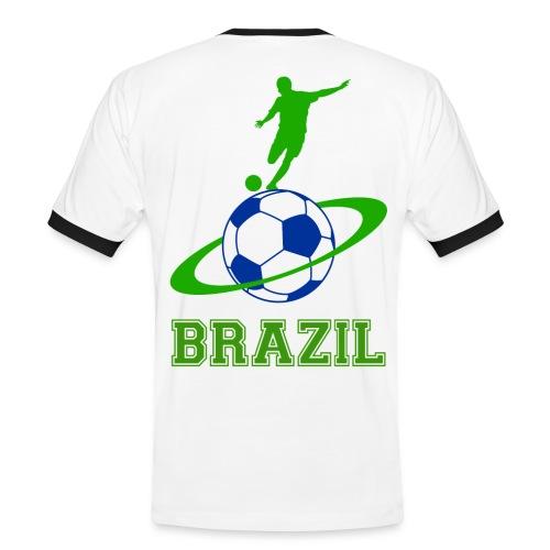 Brazil sport 03 - Men's Ringer Shirt