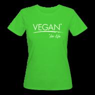 T-Shirts ~ Frauen Bio-T-Shirt ~ Womens - VEGAN* for life