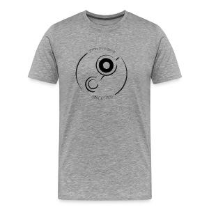 complexity creates - Men's Premium T-Shirt