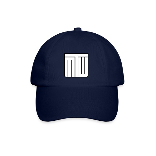 Kappe mit MTW-Logo - Baseballkappe