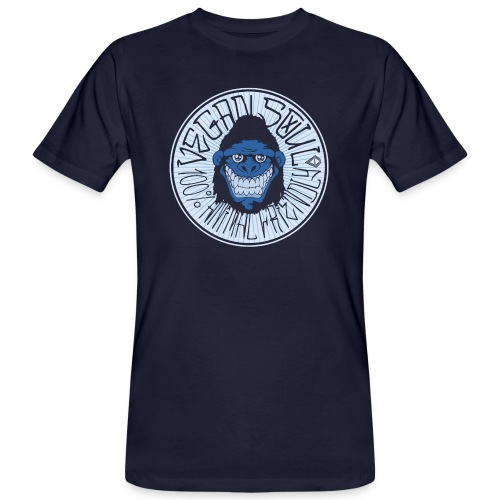 Vegan Soul 100% animal friendly boys - Männer Bio-T-Shirt