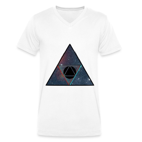 T-shirt bio col V Stanley & Stella Homme - ▲ Triangle ▲