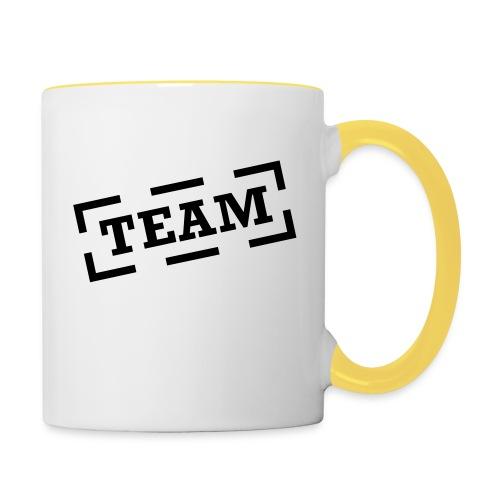 Team mug - Contrasting Mug