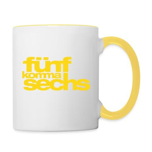 5,6 Tasse - Contrasting Mug