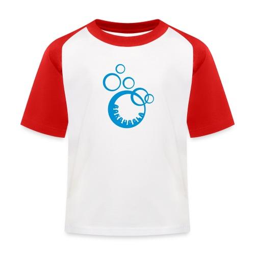 BOKBUBBLA - Baseboll-T-shirt barn