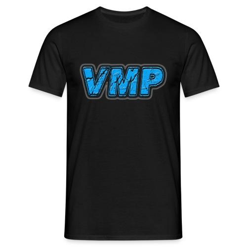 Miesten musta VMP-paita - Miesten t-paita