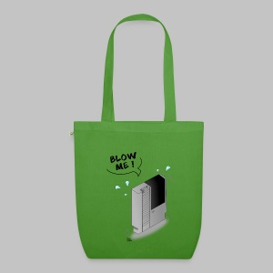 Sac (tote bag) Blow me! - EarthPositive Tote Bag