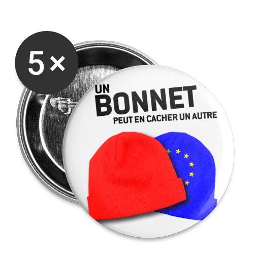 BADGES bonnets rouges 04 - Badge moyen 32 mm