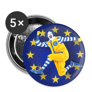 BADGE  do euro - Badge moyen 32 mm