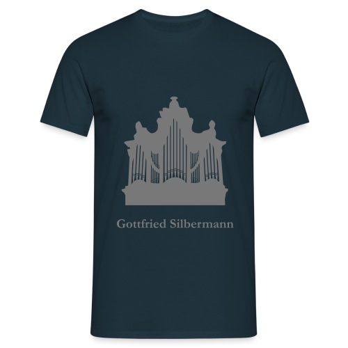 Gottfried Silberman Organ - Men's T-Shirt