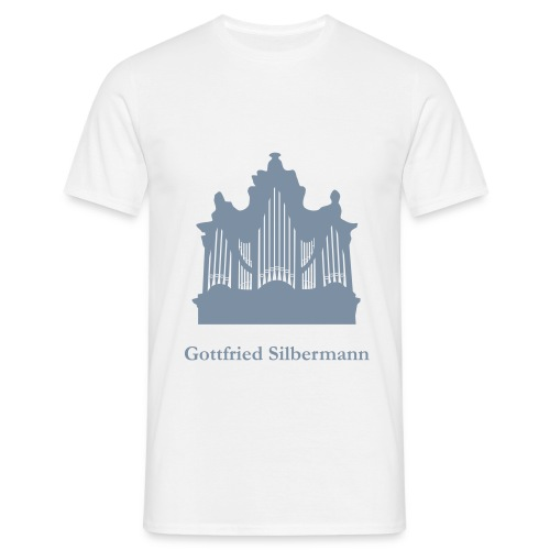 Gottfried Silbermann Organ - Men's T-Shirt