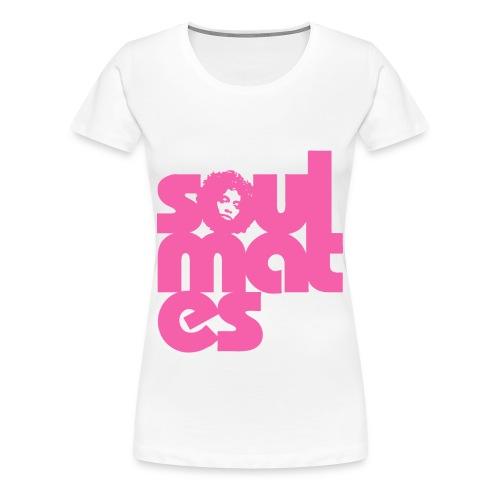 Soulmates Basic T-shirt - Premium-T-shirt dam