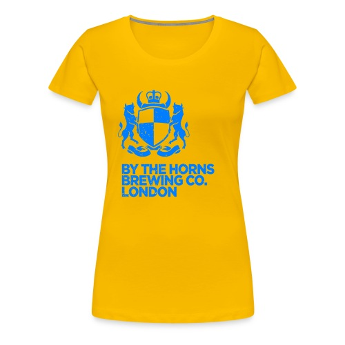 BTH Electric Blue Logo - Women's - Women's Premium T-Shirt