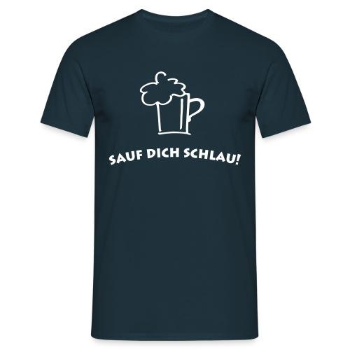 Ohne Alk geht es nicht! - Männer T-Shirt