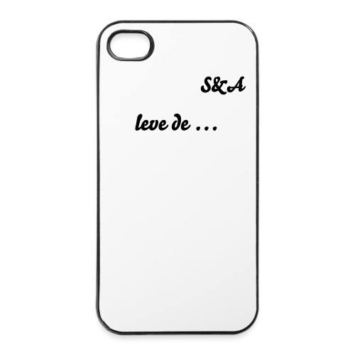 hoesje1 - iPhone 4/4s hard case
