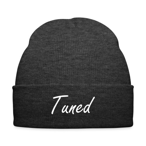 Tuned Beanie - Winter Hat