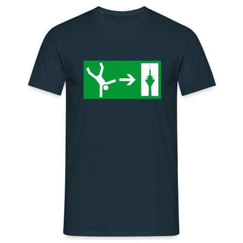 Düsseldorf - Männer T-Shirt