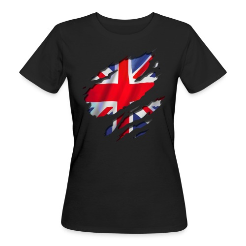 UK - Frauen Bio-T-Shirt