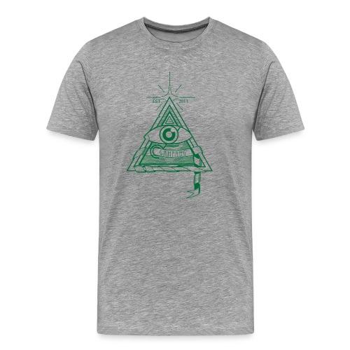 The All Gampang Eye - Men's Premium T-Shirt