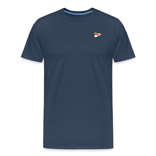 Männer T-Shirt, ROYC klein/mehrfarbig Flock-Druck - Männer Premium T-Shirt