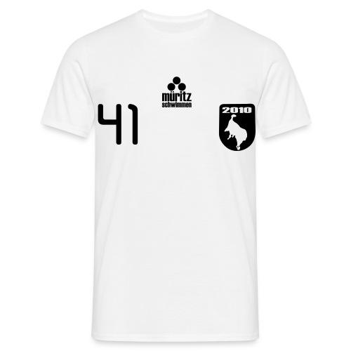 Müritz-Swim 2010 - Männer T-Shirt