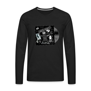 Sex Peuf and Rock n Roll - T-shirt manches longues Premium Homme